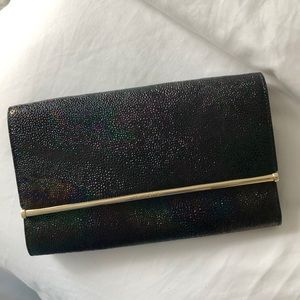 Handbags - Holographic Clutch